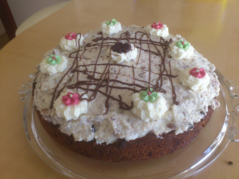 24 Torte Mit Sahne Verzieren Und Smarties Rezepte Kochbar De