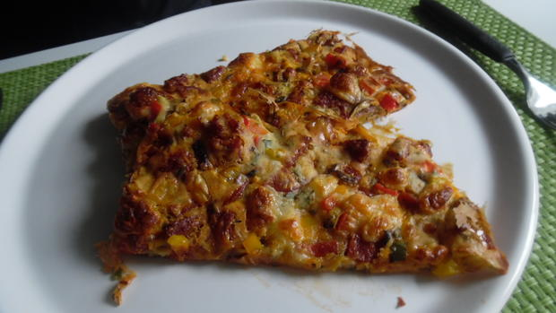"""Schüttel-Pizza"" - Rezept - Bild Nr. 24"