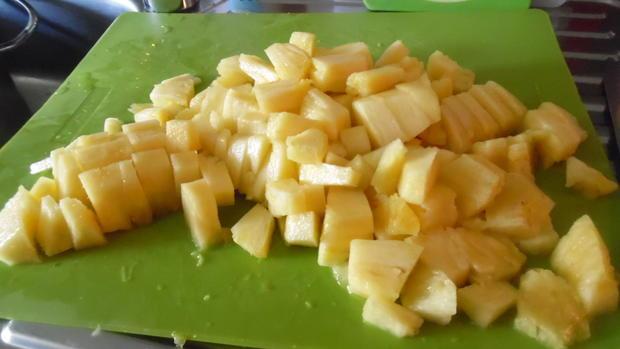Ananas-Eis - Rezept - Bild Nr. 24