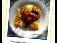 Lammrückenfilet mit Spargel in Rahm - Rezept - Bild Nr. 18