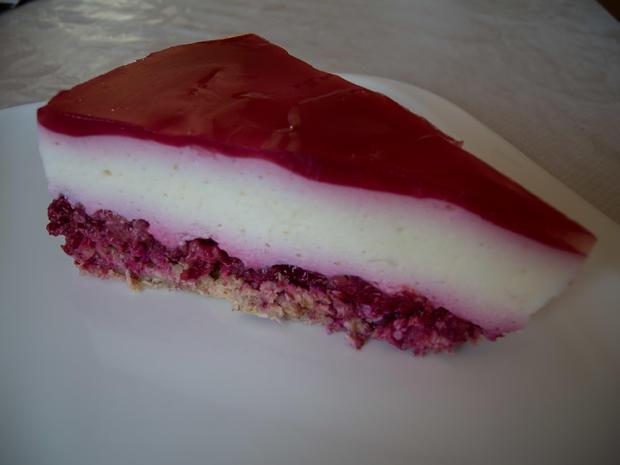 Kuchen ohne backen: Himbeertorte  - Rezept - Bild Nr. 22