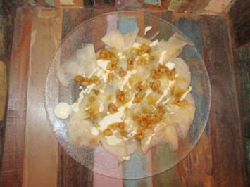 Birnen Capriccio mit Joghurt und kandierten Walnüssen - Rezept - Bild Nr. 18