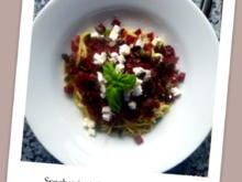 Spaghetti mit Rote Bete und Feta - Rezept - Bild Nr. 20