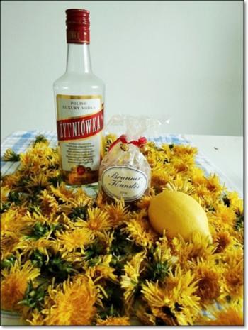 Löwenzahnblüten – Likör - Rezept - Bild Nr. 18