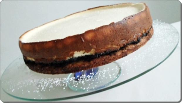 Quark-Mohn Kuchen - Rezept - Bild Nr. 15