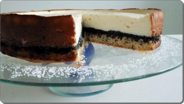 Quark-Mohn Kuchen - Rezept - Bild Nr. 16