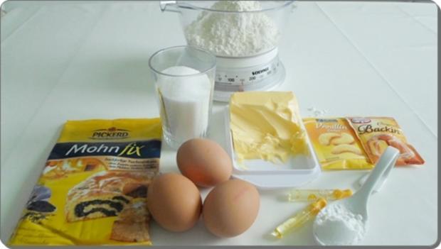 Quark-Mohn Kuchen - Rezept - Bild Nr. 18