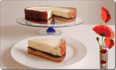 Rezept: Quark-Mohn Kuchen