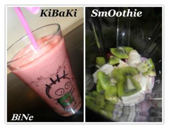 BiNe` S KIBAKI SMOOTHIE - Rezept - Bild Nr. 15