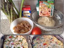 Chicken-Holly-Pizza - Rezept - Bild Nr. 17