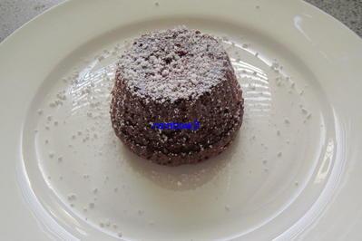 Dessert: Warme Schokoladen-Muffins mit weichem Kern - Rezept - Bild Nr. 7