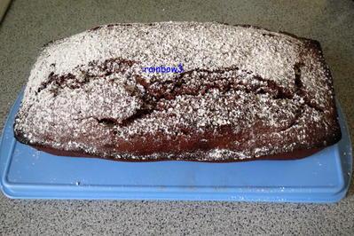 Backen: Schokoladen-Kuchen - Rezept - Bild Nr. 5