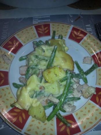 Kartoffel-Kasslerauflauf - Rezept - Bild Nr. 6