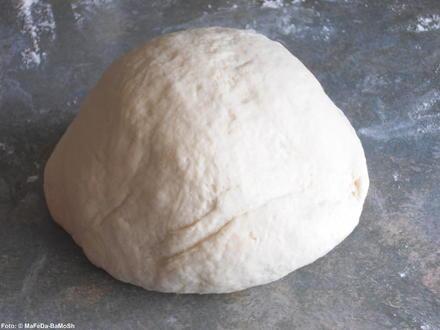 Pizzateig für Steinofenpizza - Rezept - Bild Nr. 9