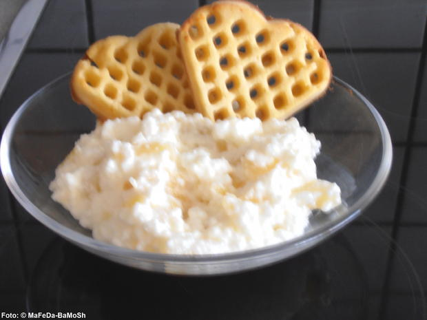 Joghurt-Ananas-Creme mit Waffeln - Rezept - Bild Nr. 26