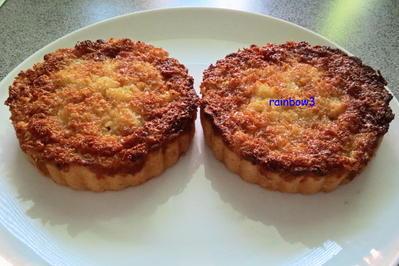 Backen: Mini Apfel-Kokos-Tarte - Rezept - Bild Nr. 26