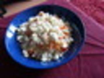 Rezept: Feta-Reispfanne