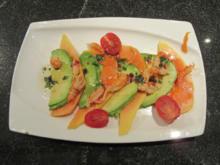 Avocado Papaya Carpaccio mit Flusskrebsen - Rezept - Bild Nr. 51