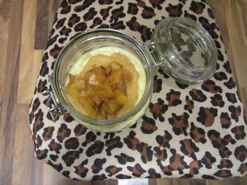 Safranmilchreis an Apfel-Mango-Kompott - Rezept - Bild Nr. 51
