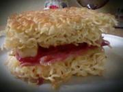 Gegrilltes Ramen Sandwich !  - Rezept - Bild Nr. 48