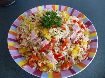Reissalat mit Kochschinken - Rezept - Bild Nr. 51