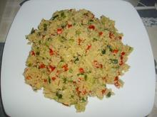 Gemüse Couscous - Rezept - Bild Nr. 51