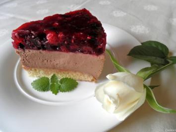 Kleine Beeren - Schoko - Mascarpone - Torte - Rezept - Bild Nr. 51
