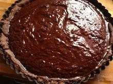 Schokoladen Tarte - Rezept - Bild Nr. 417