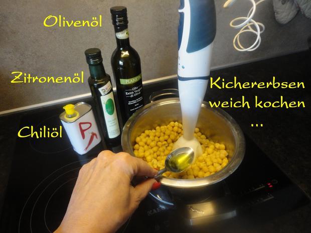 Orientalischer Hummus - Rezept - Bild Nr. 99