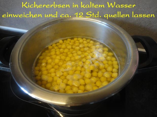 Orientalischer Hummus - Rezept - Bild Nr. 101