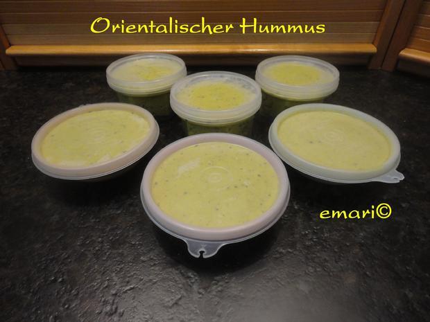 Orientalischer Hummus - Rezept - Bild Nr. 107