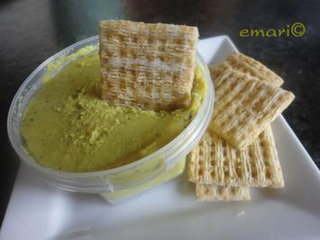 Rezept: Orientalischer Hummus