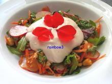 Salat: Bunter Rohkost-Salat mit Joghurt-Dressing - Rezept - Bild Nr. 69