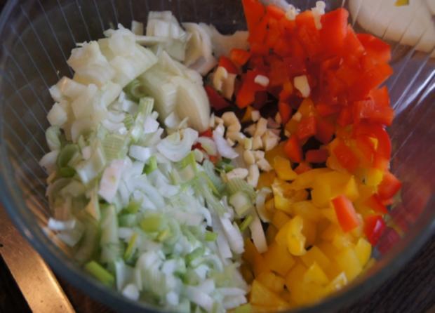 Leckere Gemüse-Ei-Pfanne - Rezept - Bild Nr. 95