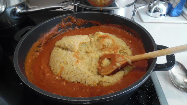 Curry aus roten Linsen (Masoor Dhal) - Rezept - Bild Nr. 100