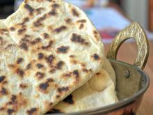 Schnelles Naan-Brot - Rezept - Bild Nr. 112