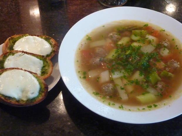 Klare  Spargel Suppe - Rezept - Bild Nr. 126