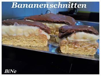 BiNe` S BANANENSCHNITTEN - Rezept - Bild Nr. 198
