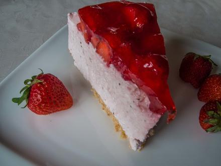Kuchen ohne backen: Dream im Red  - Rezept - Bild Nr. 407
