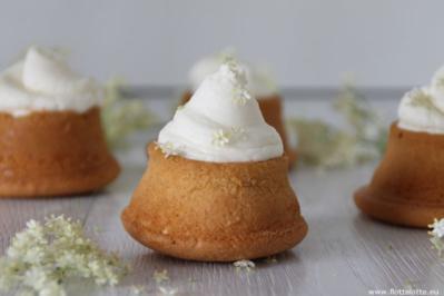 Holunderblüten Cupcakes - Rezept - Bild Nr. 196