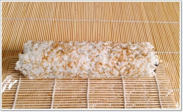 Sushi: California Rolls -  selber machen - Rezept - Bild Nr. 250