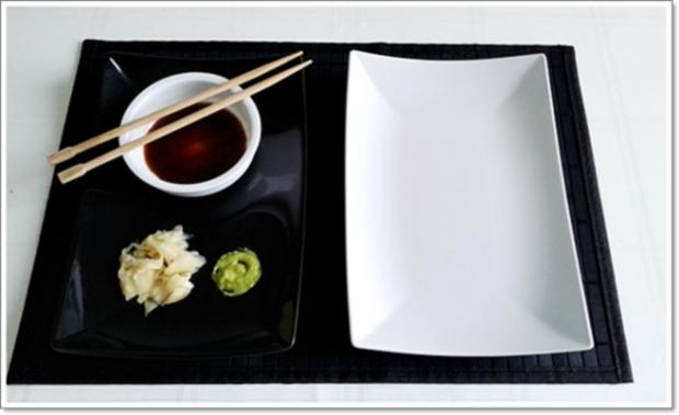 Sushi: California Rolls -  selber machen - Rezept - Bild Nr. 252
