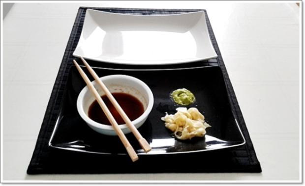 Sushi: California Rolls -  selber machen - Rezept - Bild Nr. 253