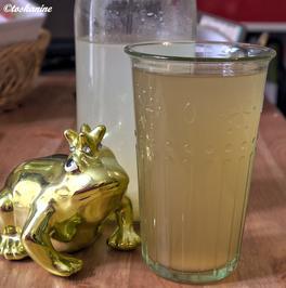 Ingwer-Zitronen-Limonade - Rezept - Bild Nr. 243