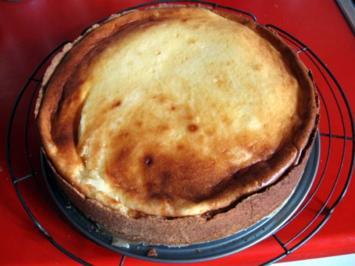 Rezept: Rhabarberkuchen mit Schmand