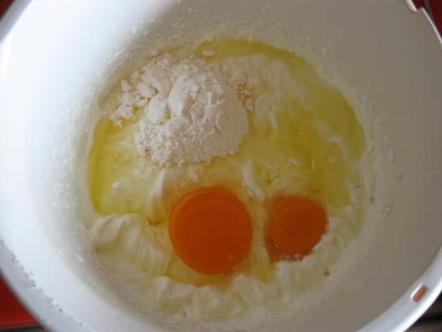 Rhabarberkuchen mit Schmand - Rezept - Bild Nr. 244