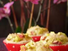Rhabarber-Bananen-Muffins - Rezept - Bild Nr. 282