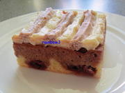 Backen: Zweifarbiger Kirschkuchen mit Buttercreme - Rezept - Bild Nr. 291
