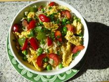 Gebratner Eier Reis   - Rezept - Bild Nr. 295