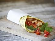 Gegrillter Wrap mit Avocado, Lachs & Garnelen - Rezept - Bild Nr. 293